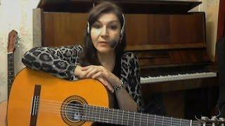 Download урок. Изгиб гитары жёлтой-разбор Виктория Юдина Mp3 and Videos