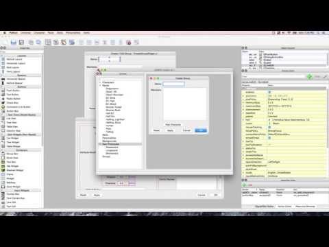 Python 3 Qt 5 PyQt on Mac OS X: JGPRGTools 003