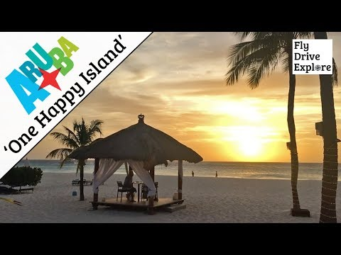 Aruba - One Happy Island In The Caribbean Sea