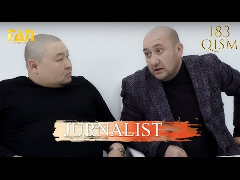 Журналист Сериали 183 - қисм L Jurnalist Seriali 183 - Qism
