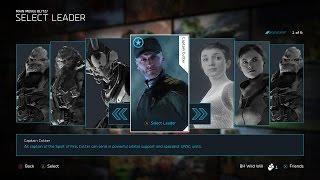 Captain Cutter - Halo Wars 2 Blitz Beta