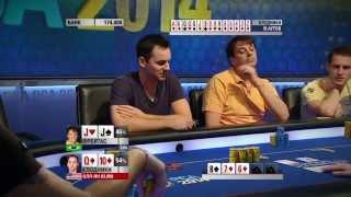 Европейский Покерный Тур 10. PCA. Главное событие. Эпизод 5/8