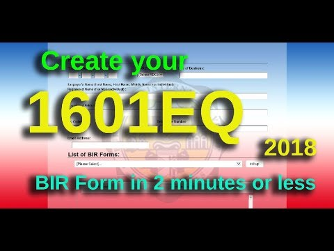 Bir Form 0605 Pdf