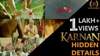 """""""KARNAN"""" (2021) Movie Hidden Details l Dhanush l Director Mari Selvaraj l By Delite Cinemas"""