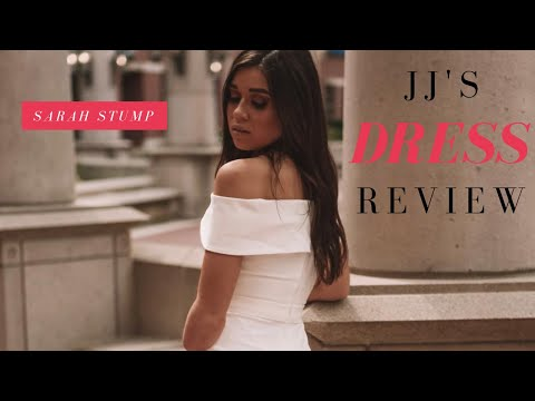 JJ's House Review // Dresses For Prom, Wedding, Ball, And More!