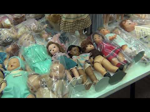 Antique to Modern Dolls (Plus Dept56 & Holiday Gifts) - Live Auction & Estate Sale