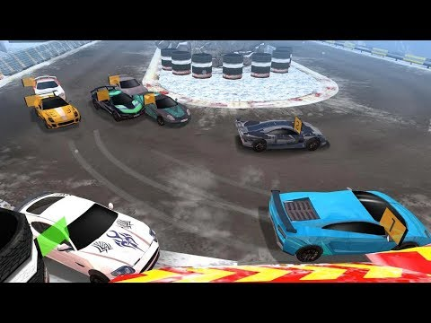 Ice Rider Racing Cars Official Game Trailer
