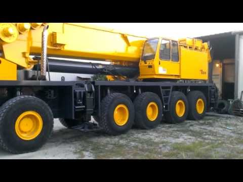 Grove GMK6300 Royal Crane Florida