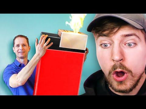World's Largest Lighter!