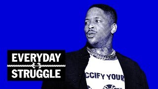 YG Pulls Up to Talk 'Stay Dangerous,' Madden Drama, New Projects | Everyday Struggle