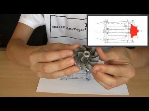 Jet Engine Homemade 2.0   construction phase 1