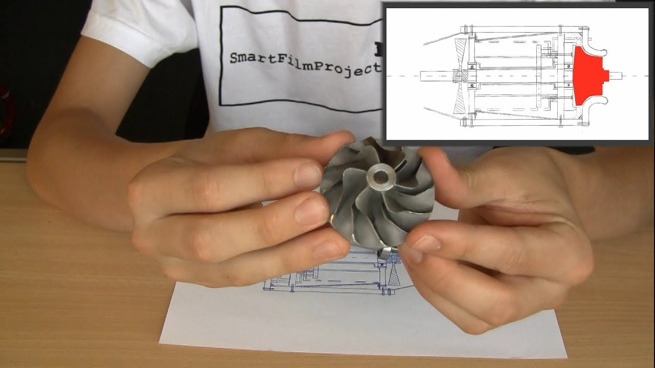 Jet Engine Homemade 2 0