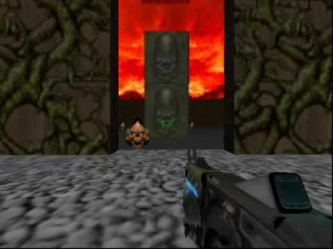 doom 3 weapons mod doom 2