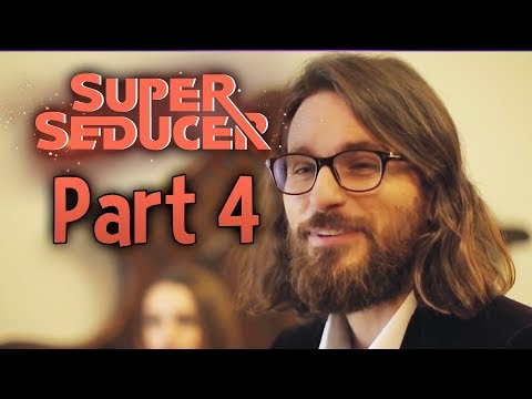 Bothering Women Just Trying To Read | Super Seducer | 2 Girls 1 Let's Play Part 4