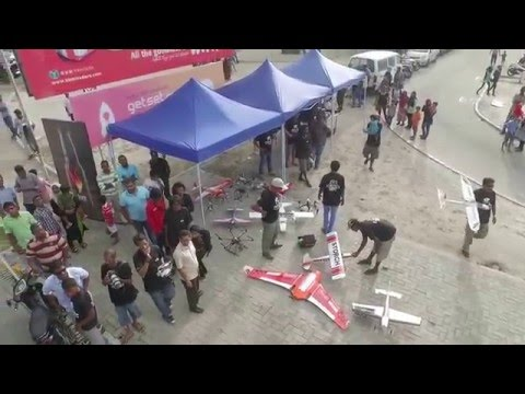 Maldives - International Drone Day 2015