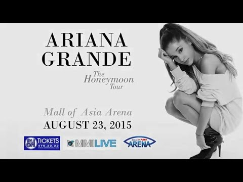 Ariana Grande - Honeymoon Tour Manila || FULL CONCERT