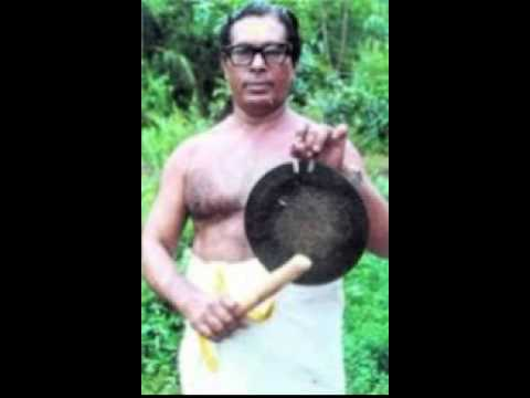 Vijane Batha - Kalamandalam Gangadharan & Venmani Haridas (1968)