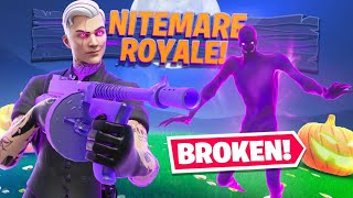 Fortnitemares *BROKE* Fortnite