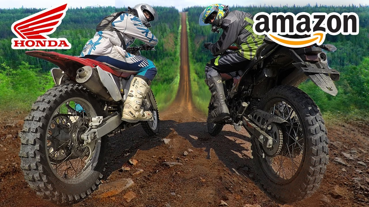 is a $2,000 Amazon DirtBike better than a used Honda?