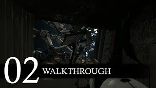 Portal 2 Campaign Walkthrough Part 2 (No Commentary/Full Game)