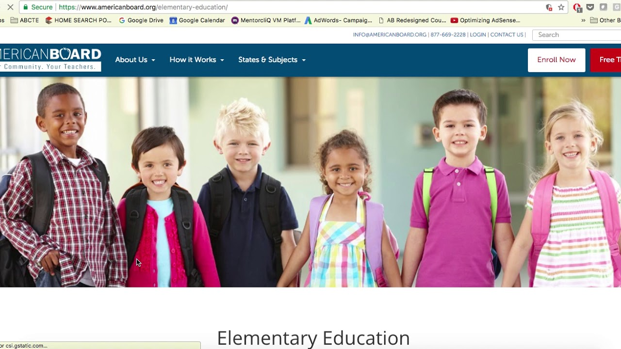 How online teacher certification works youtube how online teacher certification works xflitez Image collections