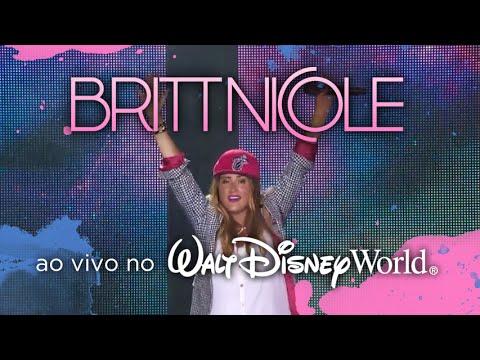 Britt Nicole AO VIVO na Disney (Show Completo)
