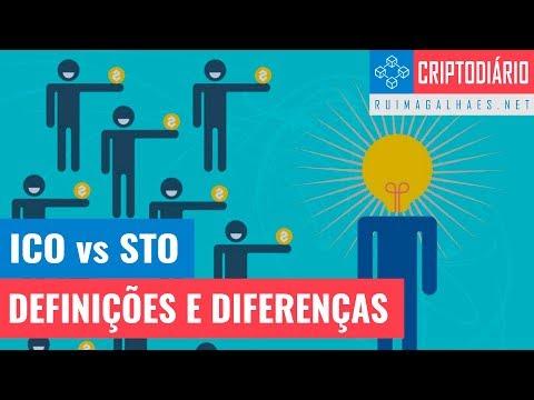 ICO vs STO - Definições e Diferenças