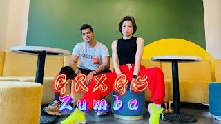 Download lagu Yellow Claw - DRXGS || ZUMBA || ( Feat.Sara Fajira ) || Suraj Sunar