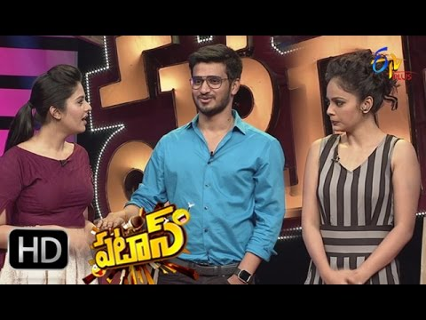 Patas | 11th November 2016 | Full Episode 295 | ETV Plus