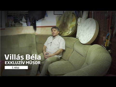Villás Béla - Exkluzív interjú 1. rész újravágva