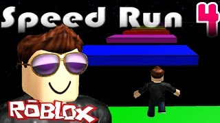 🔥 ROBLOX [#55] THE BEST! RAINBOW LEVELS! SPEED RUN 4!