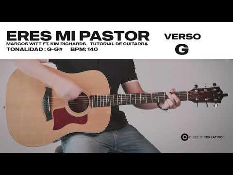 Eres mi Pastor Ft.  Kim Richards - Marcos Witt | TUTORIAL DIRECTOR CREATIVO