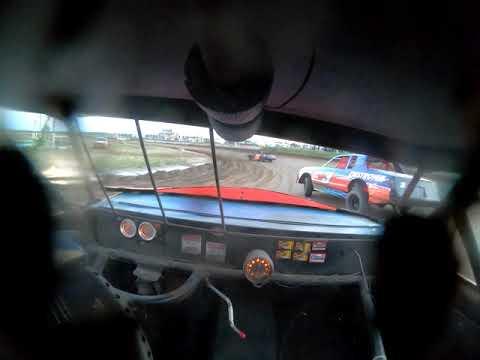 5-4-19 in car 281 speedway