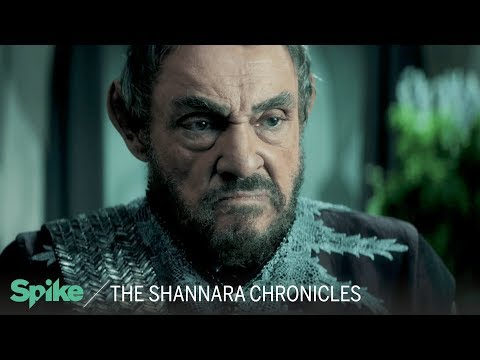 Meet King Eventine John RhysDavies & His Sons  The Shannara Chronicles: Now on Spike TV