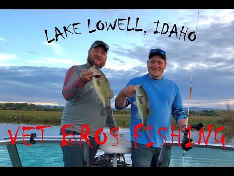 Lake Lowell Largemouth Bass!! Early Fall Transition.