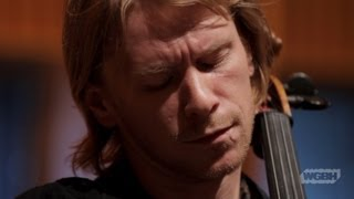 WGBH Music: Sergey Antonov & Ilya Kazantsev play Scriabin Etude Op. 8 No. 11
