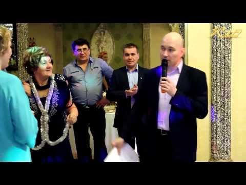 Супер тамада в Томске! Смотри улетное видео! Дюша жжет!