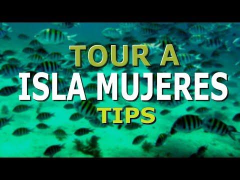 TIPS para viajar en TOUR a ISLA MUJERES!!!!!