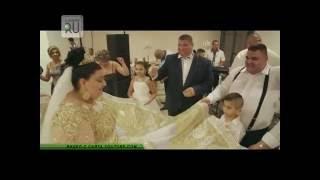 Роскошный цыганский свадебный клип потряс интернет