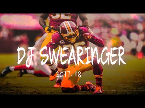 DJ Swearinger 2017-18 Highlights | Washington Redskins