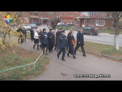 Татьяна Витушева проверила Павловский Посад на чистоту