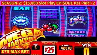 Choctaw Quot Five Jackpots Quot 25 Mr Money Bags Vgt Slots Jb