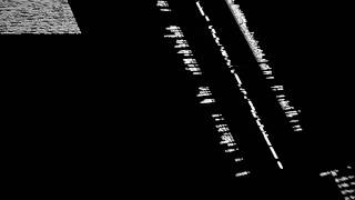 Deep Space Nightline  Art Cinema Ryoji Ikeda  data tron 8K enhanced version 2