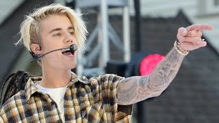 "Justin Bieber Performs ""Sorry"" On Ellen & Invites 4,000 Fans To Staples Center Show"