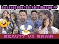 Hot Girls vS Common Sense   Aanda Bina Tode Aap kaise Khaoge? 😂 Funny Reaction ✮ Chetan #thebakchod