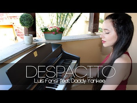 Luis Fonsi - Despacito ft. Daddy Yankee | Piano cover + Sheet Music