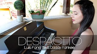 Download Luis Fonsi - Despacito ft. Daddy Yankee | Piano cover by Yuval Salomon Mp3 and Videos