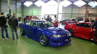 JAPAN CARS & CULTURE EXPO (Moscow) (part2)