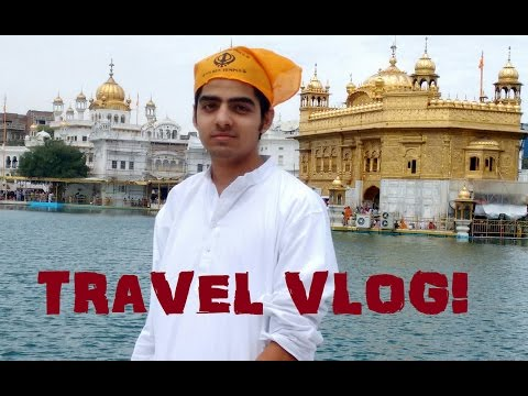 Mumbai to Amritsar | Travel Vlog | Mr Advani | Nitin Advani