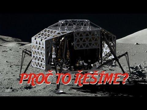 Mobilní signál na Měsíci? - Proč to řešíme? #141